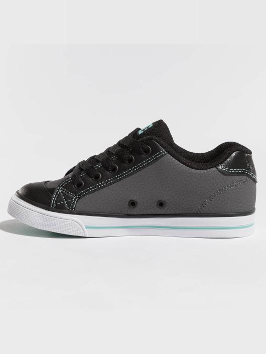 DC Sneaker Chelsea schwarz