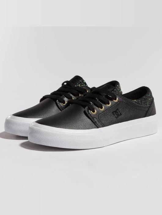 DC Sneaker Trase Se schwarz
