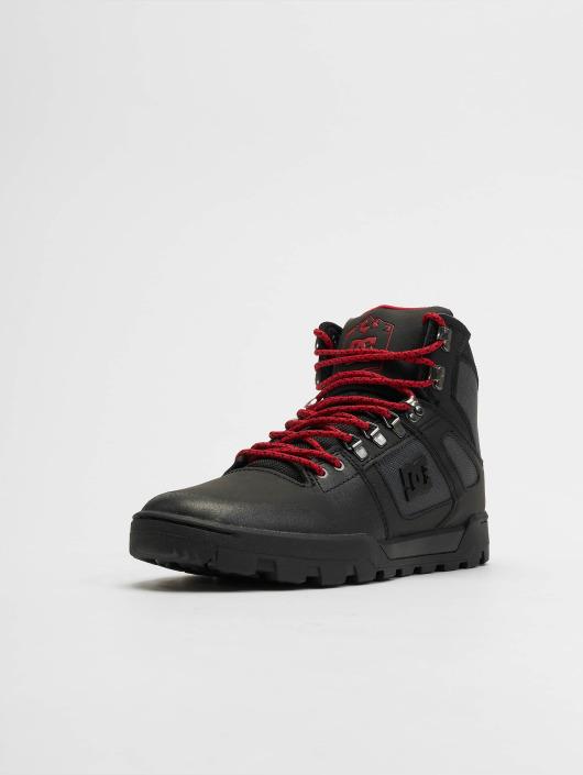 DC Sneaker Pure High Top Wr Boot schwarz