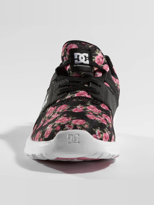 DC Sneakers Evan HI SE èierna