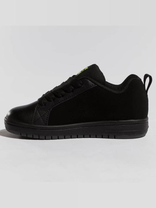 DC Sneakers Court Graffik Se black