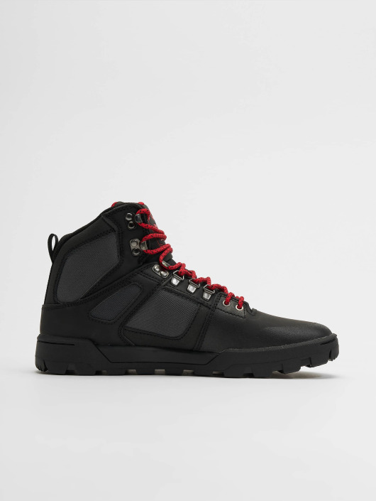 DC Sneakers Pure High Top Wr Boot black