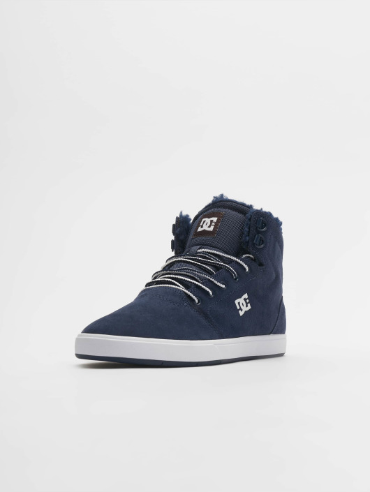 DC Sneakers Crisis High Wnt blue