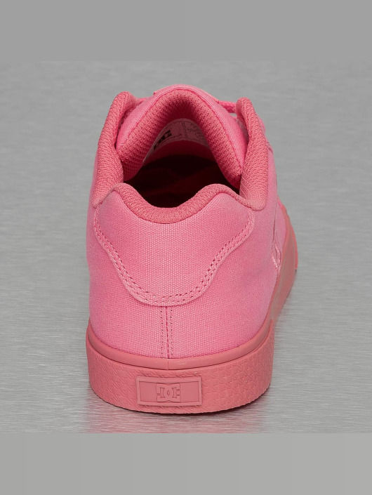 DC Sneakers Chelsea TX pink