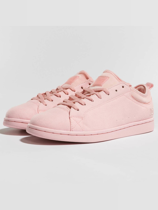 DC Sneakers Magnolia TX rose