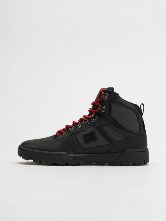 DC Sneakers Pure High Top Wr Boot svart