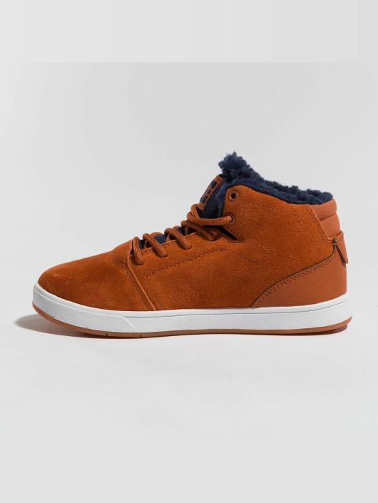 DC Zapatillas de deporte Crisis High Wnt marrón