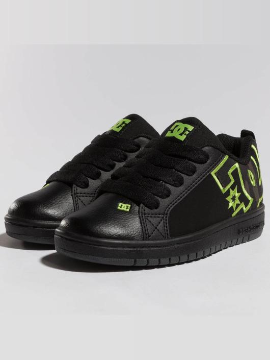 DC Zapatillas de deporte Court Graffik Se negro