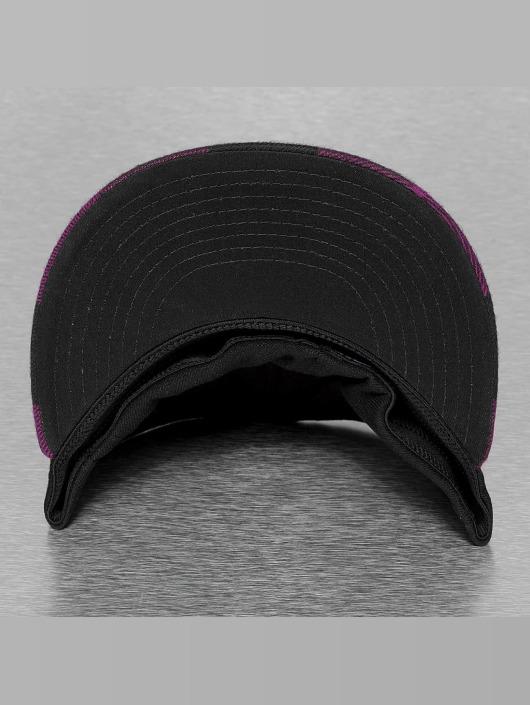 Decky USA Casquette Flex Fitted Flat Bill pourpre