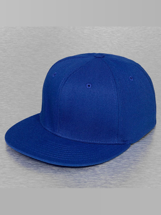 Decky USA Flexfitted Cap Flat Bill blau