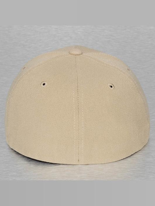 Decky USA Flexfitted Cap Flat Bill khaki