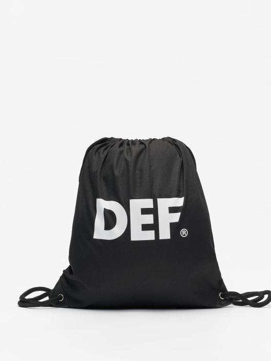 DEF Beutel Logo schwarz