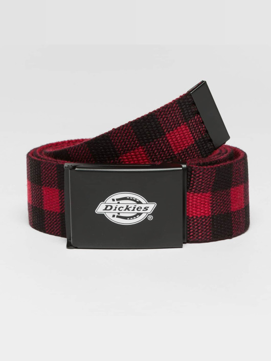 Dickies Belts Scottville red
