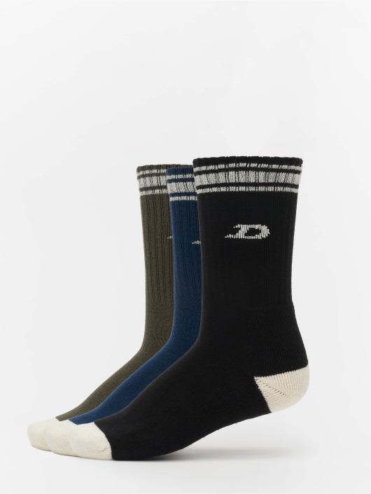 Dickies Ponožky New Boston èierna