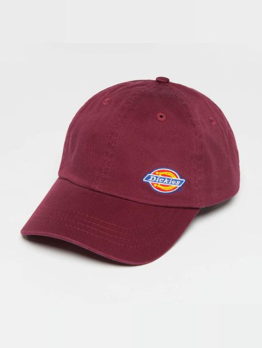 Dickies Snapback Cap Willow City red