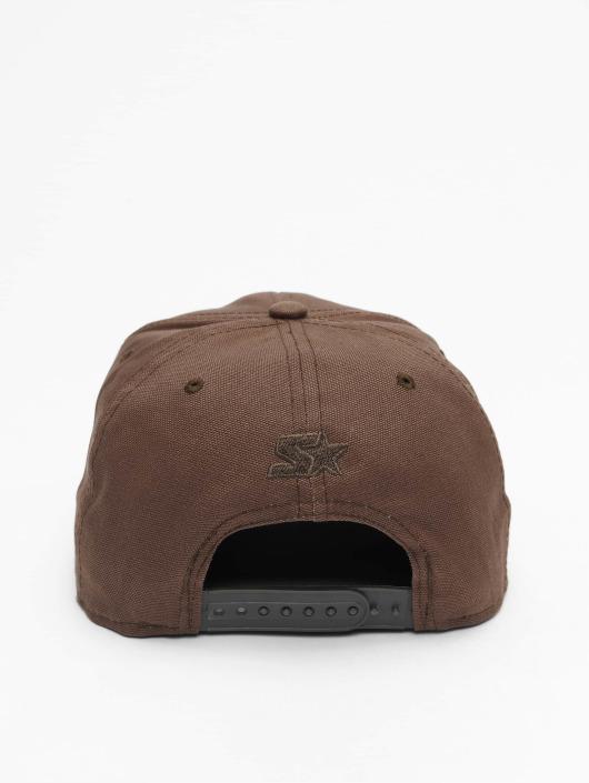 Dickies Snapback Caps Minnesota brun