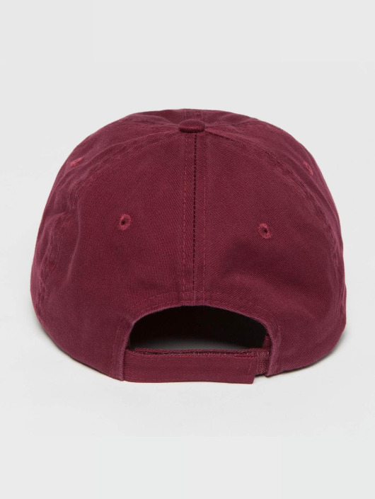 Dickies Snapback Caps Willow City red