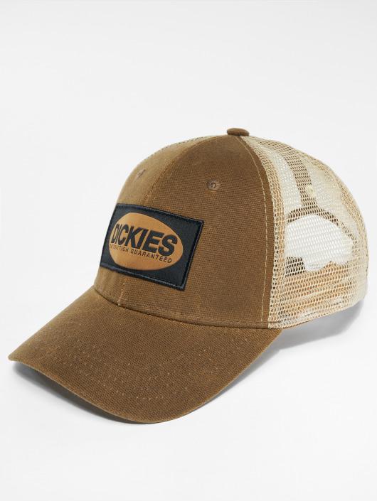 Dickies Trucker Caps Jonesville brun