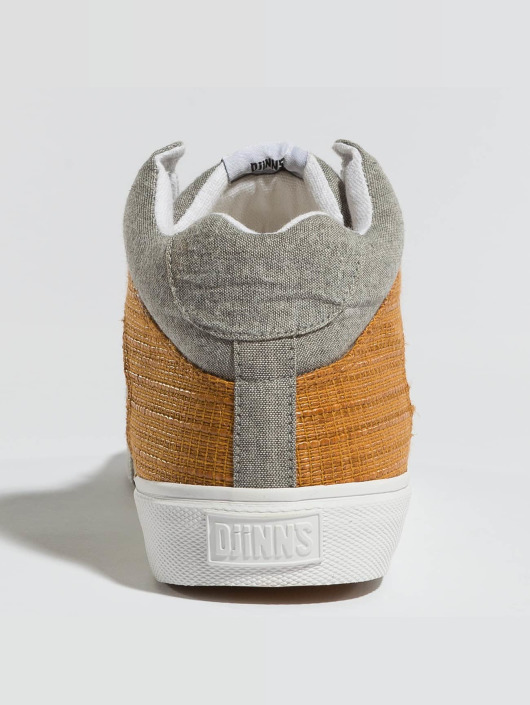 Djinns Baskets Chunk Oxybast gris