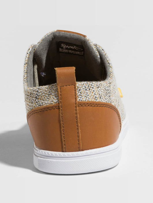 Djinns Baskets Low Lau Colored Linen gris