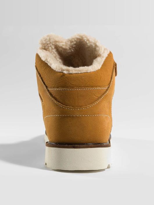 Djinns Chaussures montantes Wunk Fur Deff brun