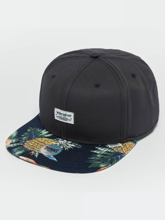 Djinns snapback cap CP Pineapple blauw