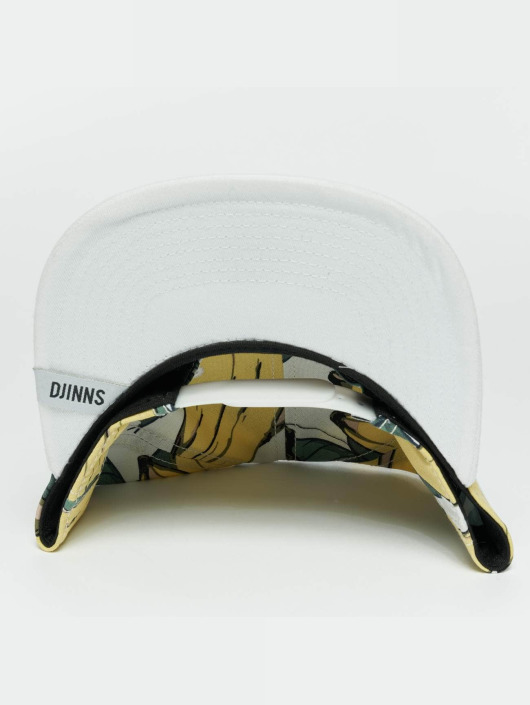 Djinns Snapback Cap Banana colored