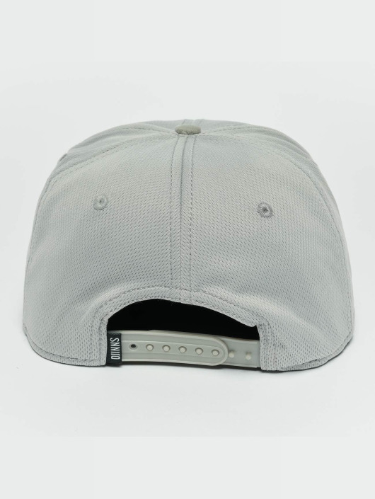Djinns Snapback Cap Dry Knt gray