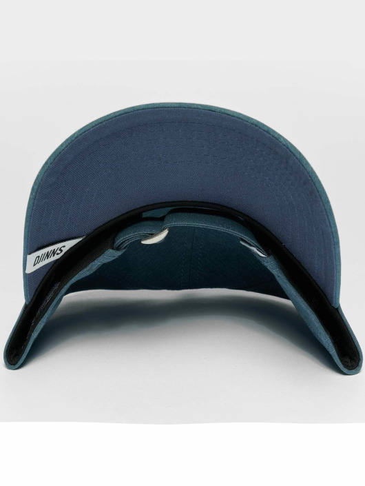 Djinns Snapback Caps Jersey Girl Dad blå
