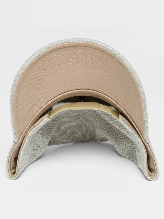 Djinns Snapback Caps HFT Full Bubble Piquee Trucker Cap grå