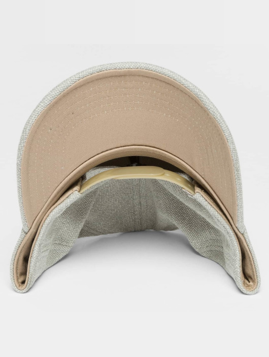 Djinns Snapback Caps HFT Full Bubble Piquee Trucker Cap harmaa