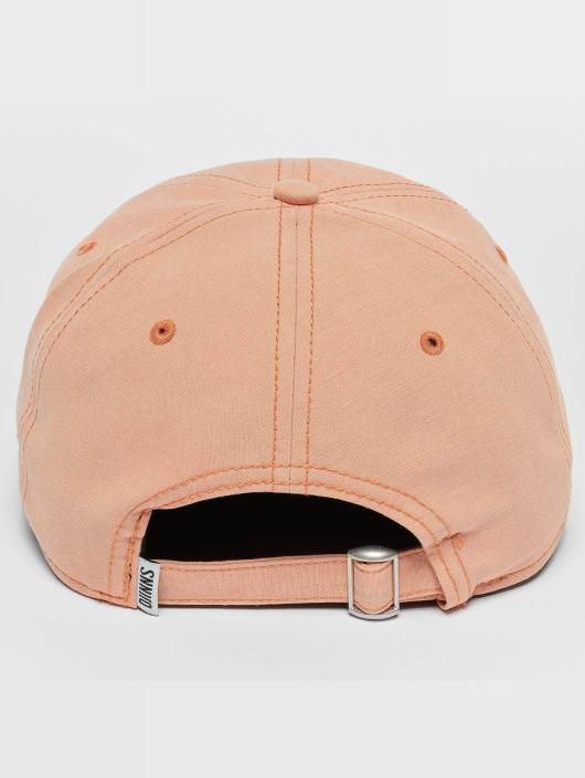 Djinns Snapback Caps Jersey Girl Dad růžový