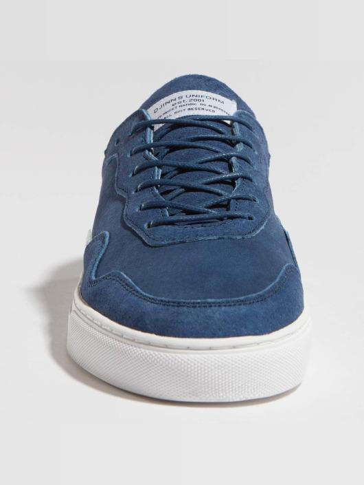 Djinns Sneaker Awaike Suede blau