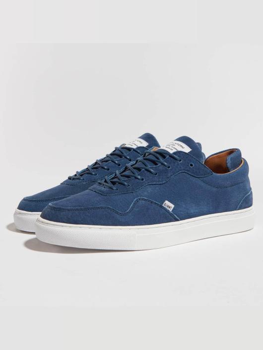 Djinns sneaker Awaike Suede blauw