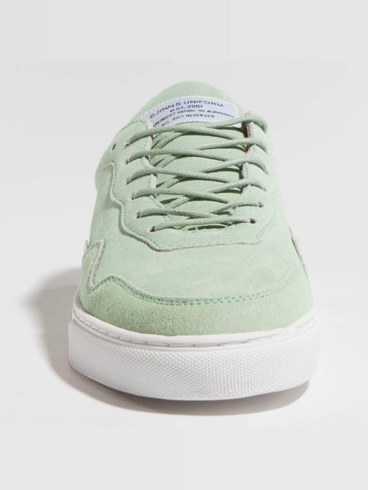 Djinns Sneakers Awaike Suede green