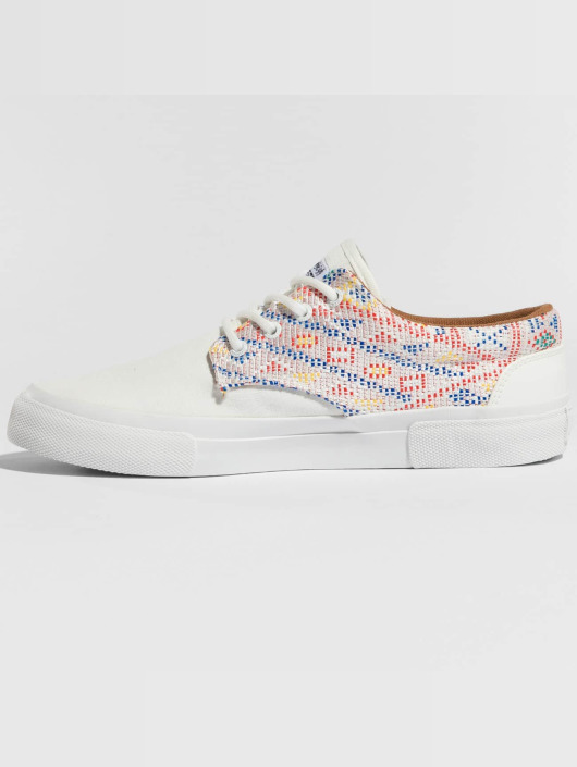 Djinns Sneakers Nice Crazy Pattern Geronimo white