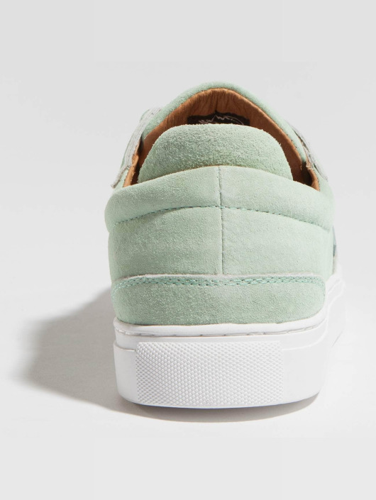 Djinns Sneakers Awaike Suede zelená