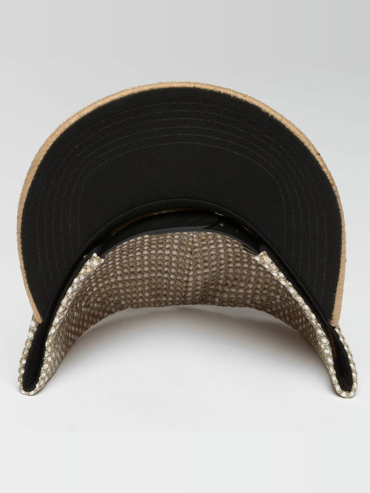 Djinns Trucker Cap HFT Part-Time Mesh beige