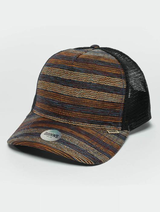 Djinns Trucker Cap Thaibast schwarz