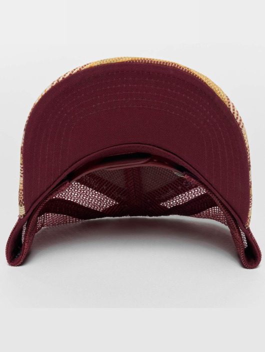 Djinns Trucker Caps Thaibast red