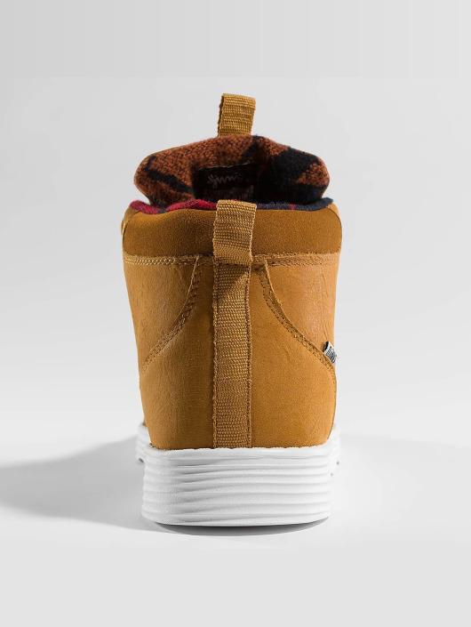 Djinns Zapatillas de deporte Trek High Light marrón