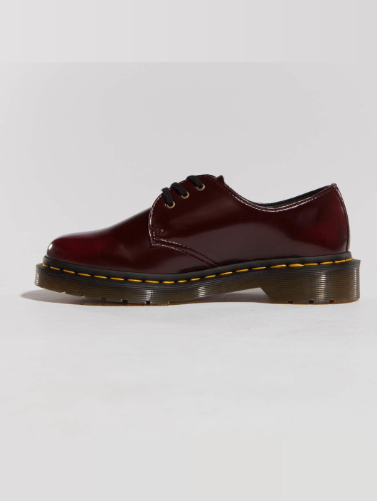3 Shoes 1461 Vegan Eye Red Low Cherry DrMartens cAR35jL4Sq
