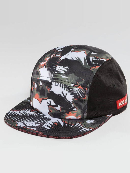Ecko Unltd. 5 Panel Caps AnseSoleil čern