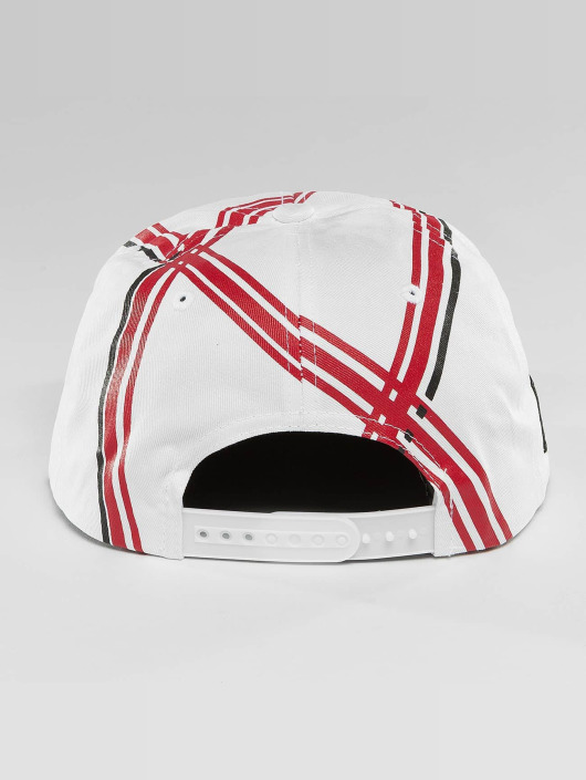 Ecko Unltd. Snapback Caps GraceBay hvit