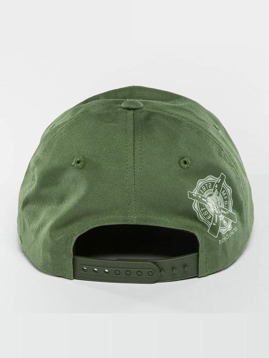 Ecko Unltd. Snapback Caps BananaBeach oliwkowy