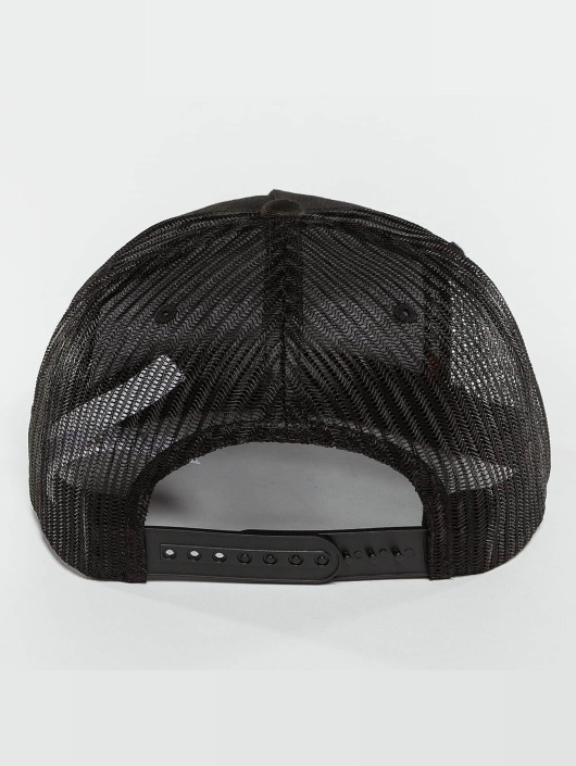 Ecko Unltd. Trucker Caps Clifton svart