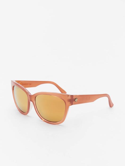Electric Sonnenbrille DANGER CAT rosa