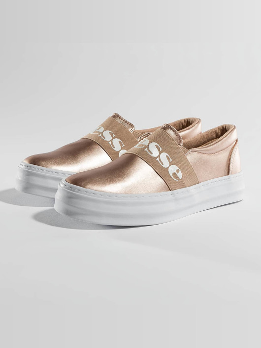 Ellesse Sneaker Heritage Panforte Vulcanised rosa
