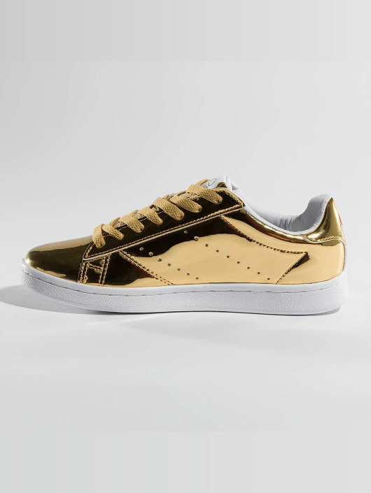 Ellesse Sneakers Heritage Anzia Metallic zloty