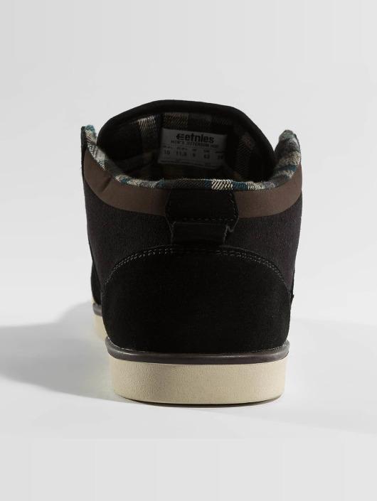 Etnies sneaker Jefferson Mid zwart